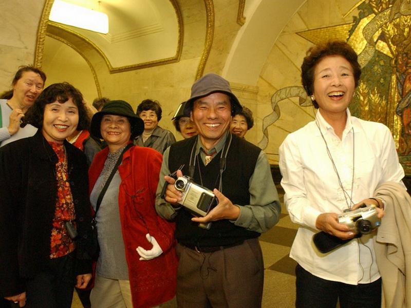 Чем необычны китайские туристы по мнению большинства россиян