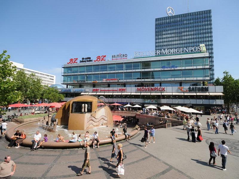 Распродажи в Берлине – Торговый центр – Europa-Center