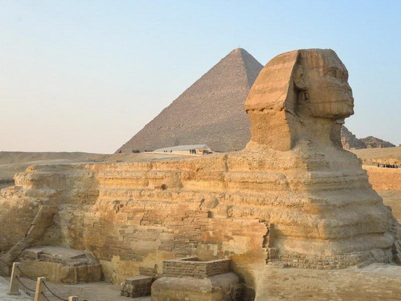 Топ-10 малоизвестных фактов о египетском Сфинксе