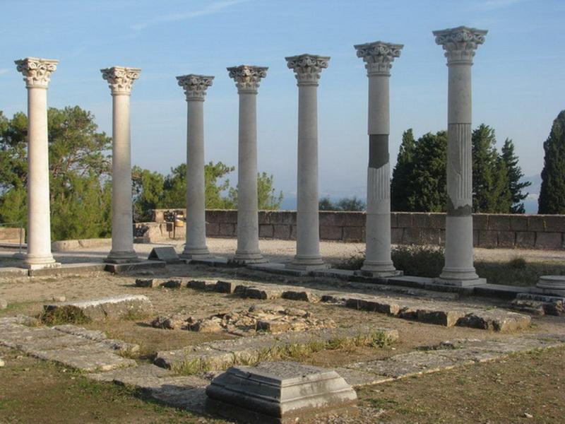 Греция в 2019 году: топ-10 лучших достопримечательностей острова Кос