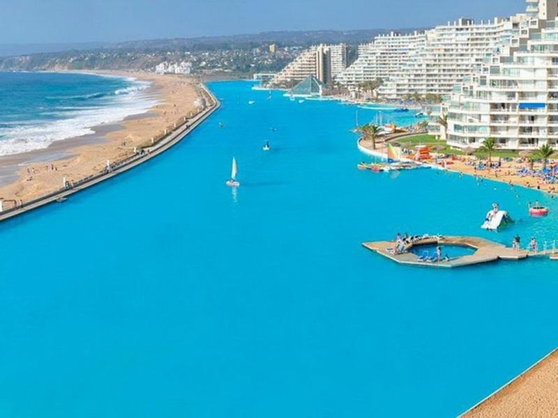 Топ-7 самых красивых бассейнов в мире