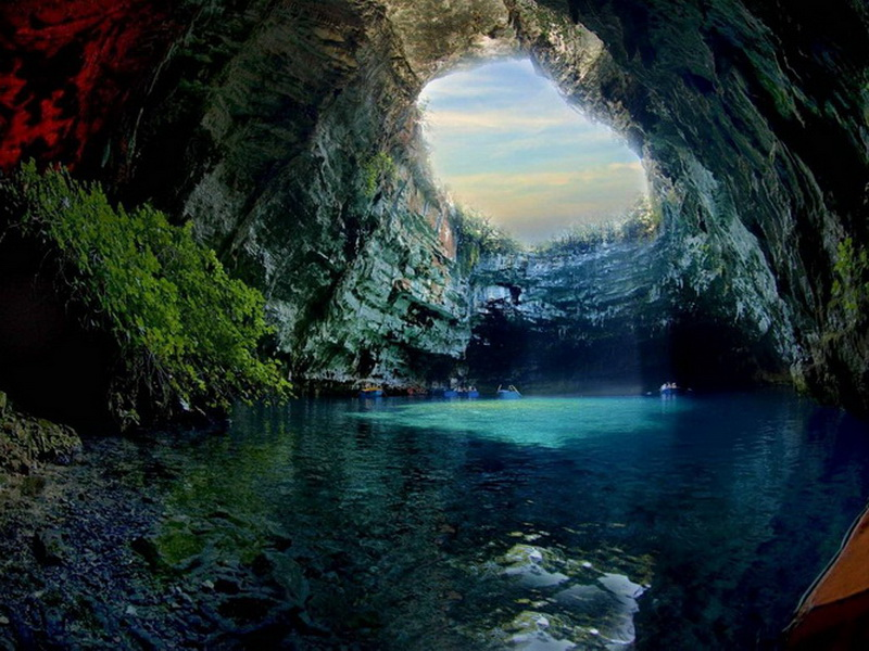 Подземные чудеса: топ-7 самых удивительных пещер