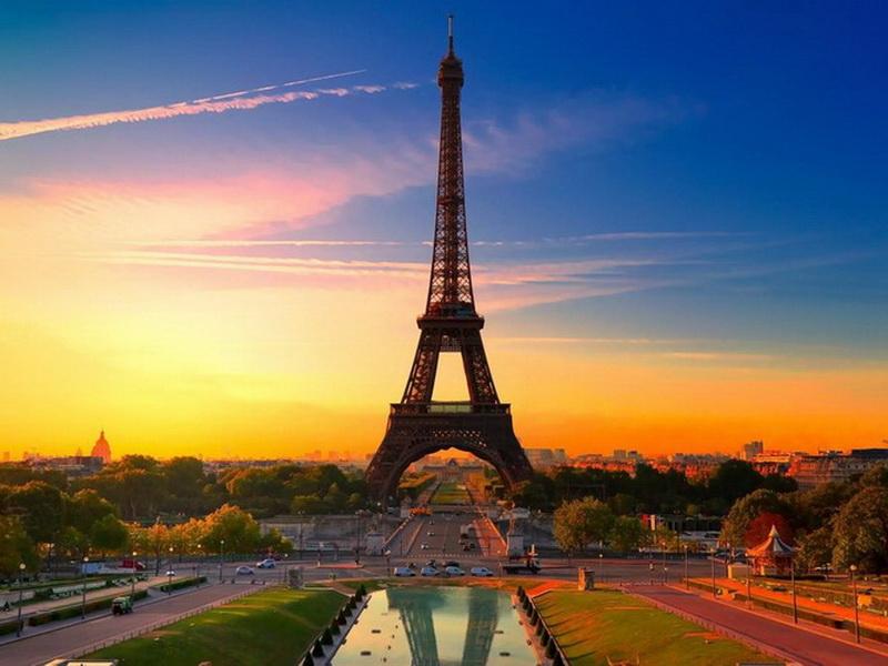В воздухе царит любовь: самые романтические города мира