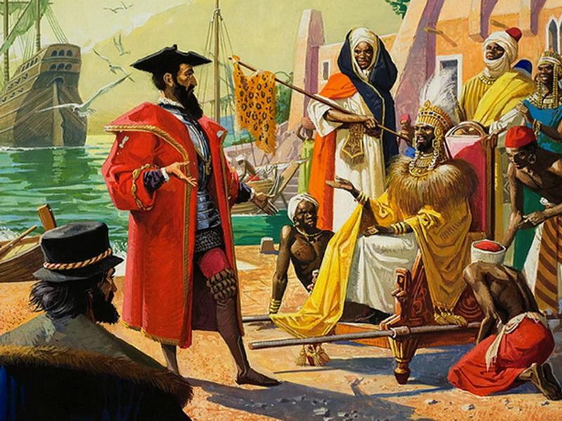 Васко да Гама: интересно о жизни мореплавателя
