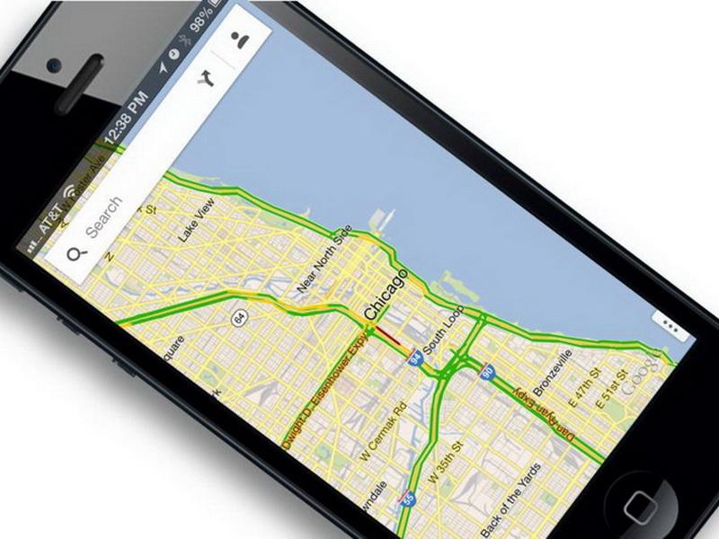 Составляем маршрут на один день при помощи карт Google