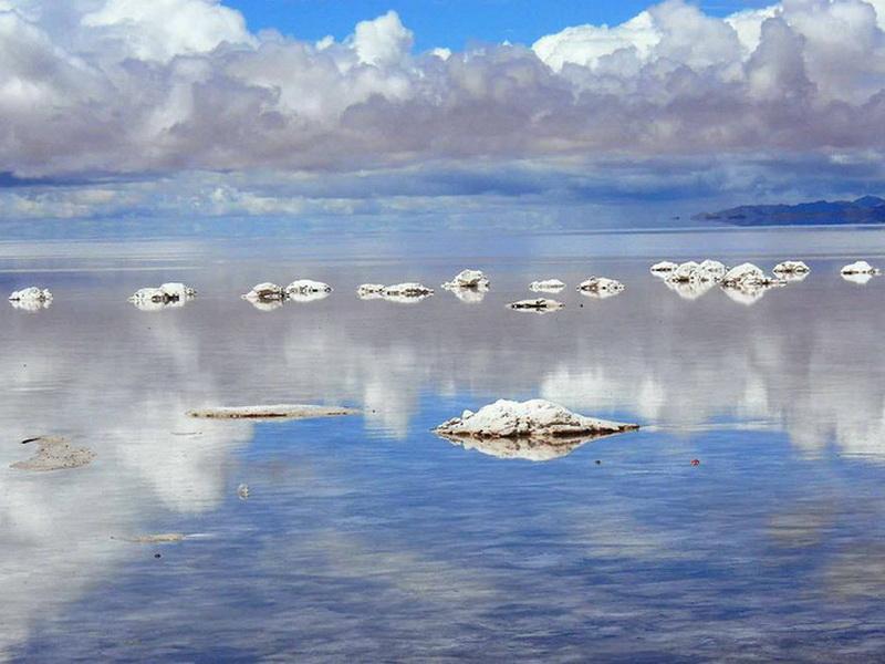 Как с другой планеты: топ-10 самых необычных мест в мире