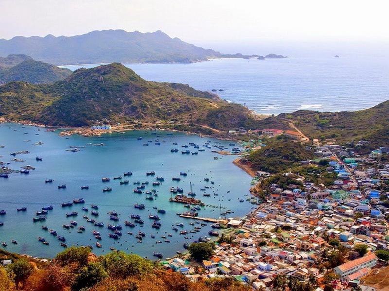 Остров Бинь Ба