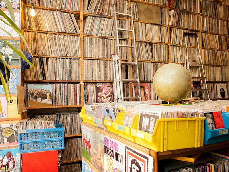 Распродажи в Берлине – Магазин пластинок Platten Pedro
