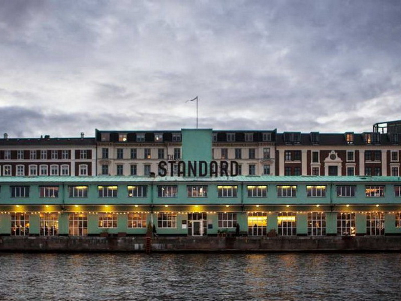 Ресторан Studio – The Standard