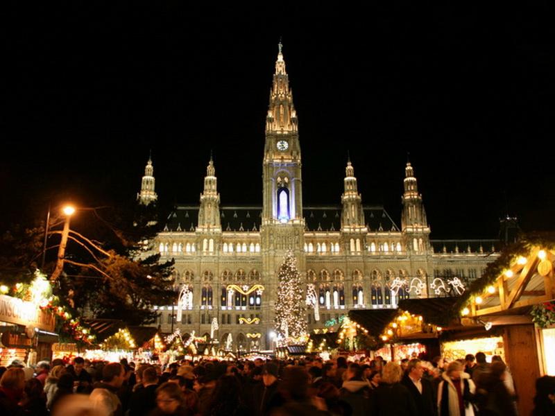 Рождественские ярмарки в Европе – Рождественская ярмарка в Брюгге, Бельгия