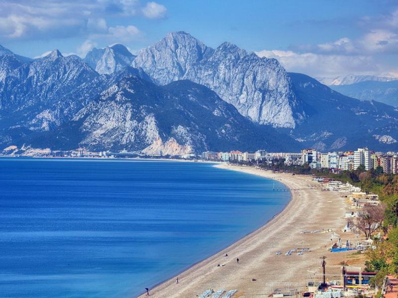 Турецкая ривьера: топ-5 лучших курортов Турции на Средиземноморье