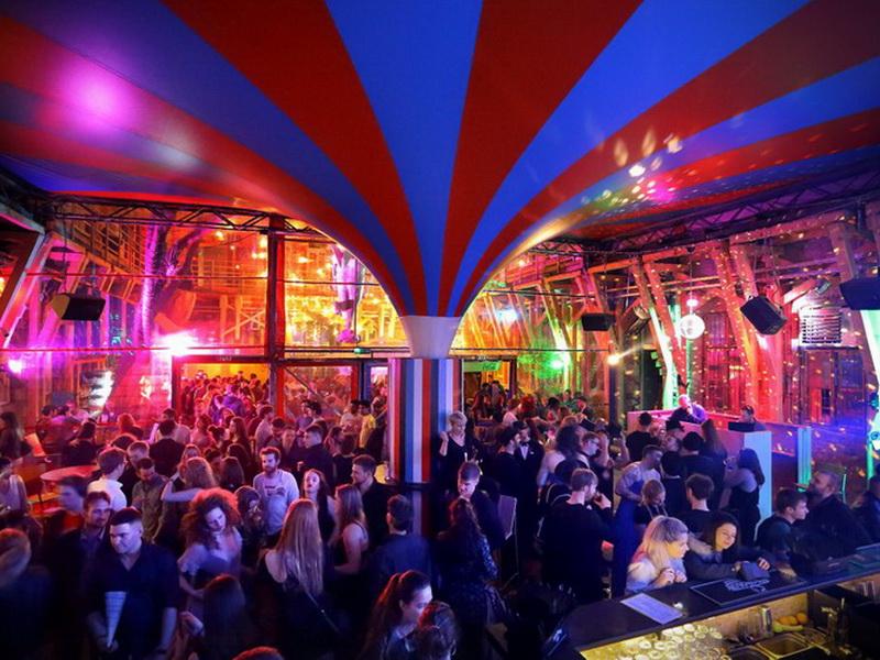 Ночной Будапешт: топ-9 самых ярких клубных развлечений