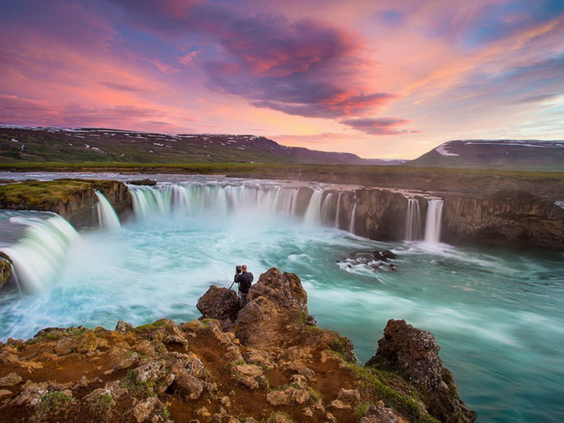 Словно фотошоп: топ-10 удивительных мест, сравнимых с чудом