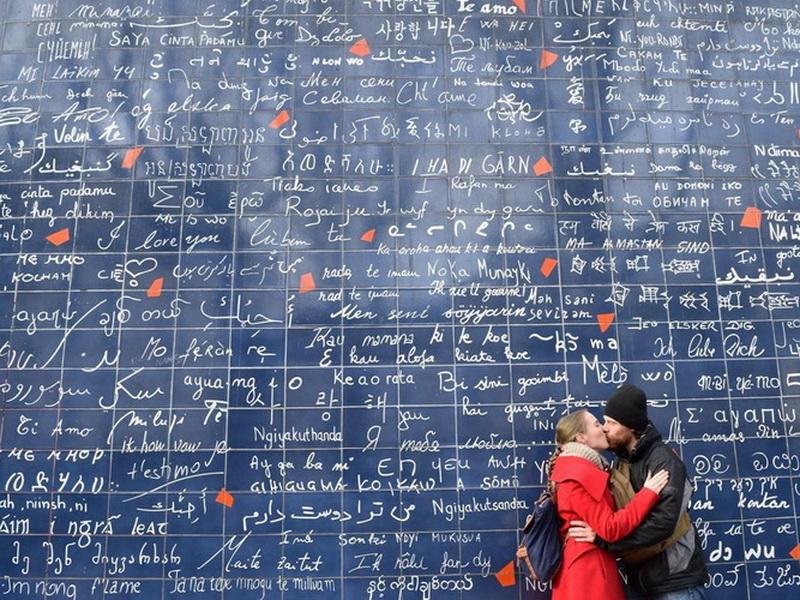 Места для поцелуев: куда отправиться со второй половинкой