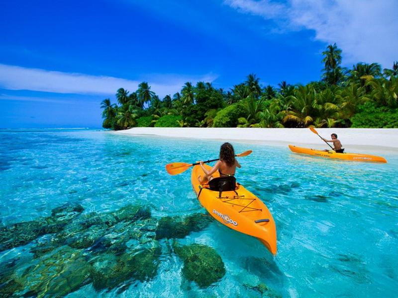 Райский кусочек земли: топ-5 самых красивых островов