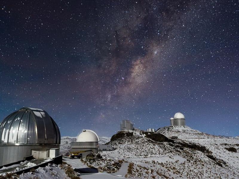 Звездная вечность: топ-5 мест для наблюдения за звездным небом