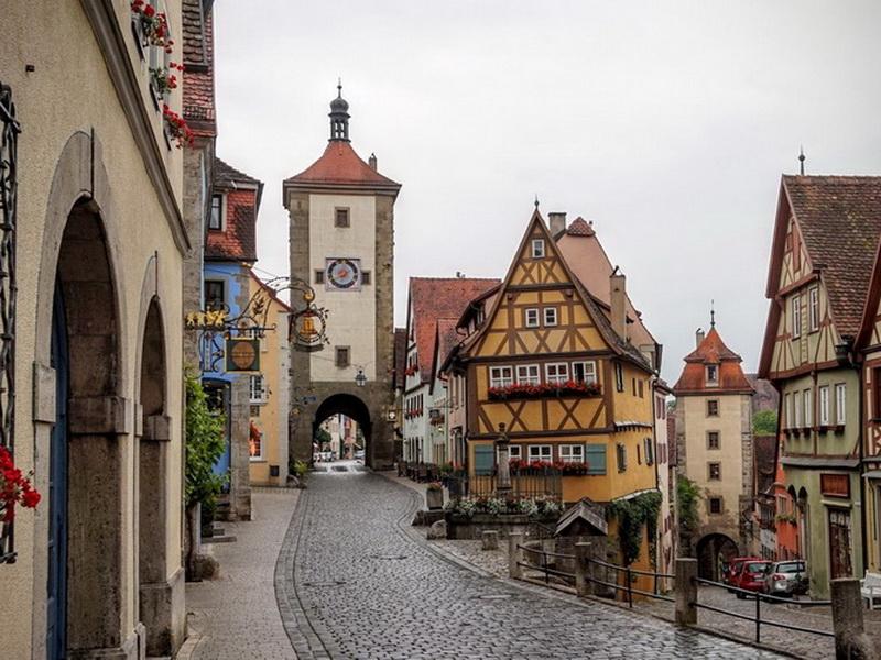 Семь жемчужин Германии: самые интересные города