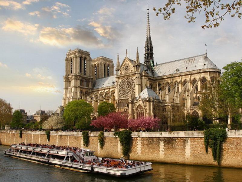Визитные карточки Европы: топ-5 самых красивых городов