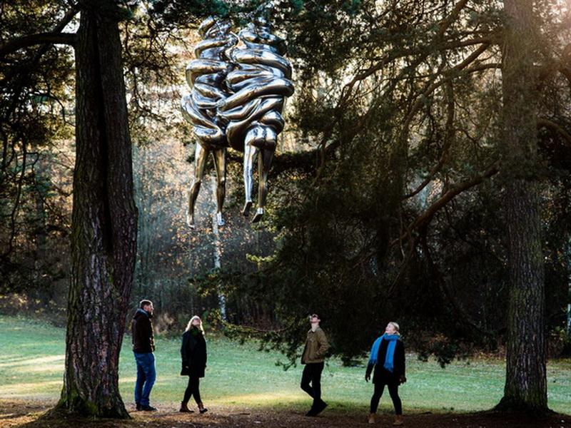 Под открытым небом: уникальные парки как арт-объекты