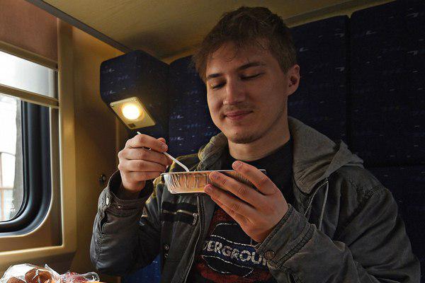 Россияне признались внелюбви кедевпоездах