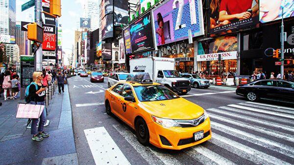 Названы популярные города сдешевым такси