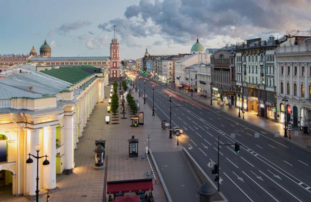 Невский проспект стал вошел всписок лучших улиц