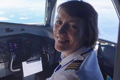 Женщина-пилот рассказала оприметах перед полетом