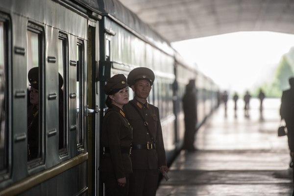 Северная Корея закрыла ж/дсообщение сРоссией